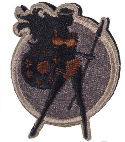 """TMC Goddess IFF Hook and Loop Patch - """"Army"""""""