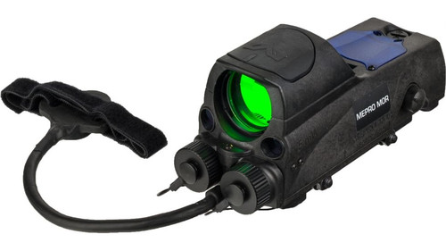 Meprolight Day-Night 30mm Military Reflex Sight, 4.3MOA Dot Reticle w/5mW Laser & IR Pointers