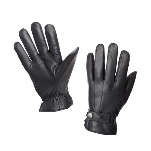 Work King Ladies' Fleece Lined Pieced Sheepskin Glove - 4 Pack