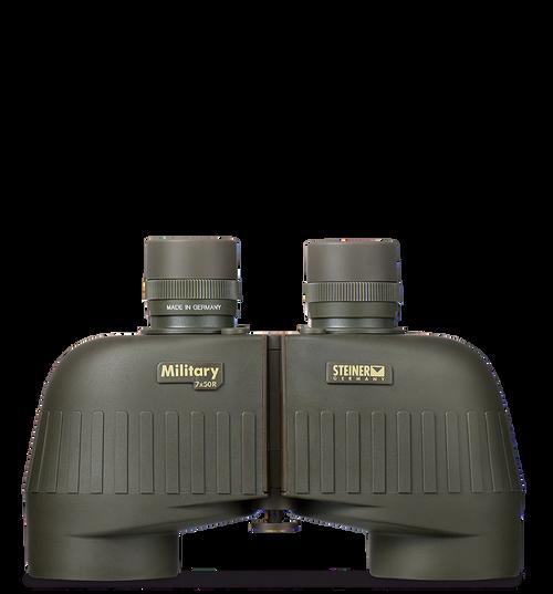 Steiner 7X50R Military Observer Binocular -  OD Green