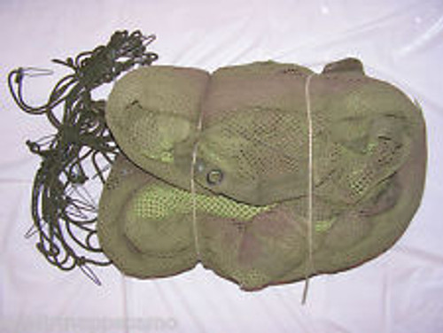 Swiss Military Issue Camouflage Netting