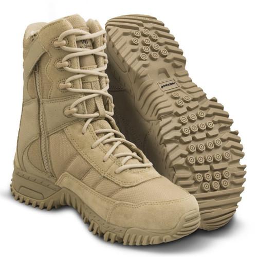 "Altama Vengeance SR 8"" Side-Zip Boot - Tan"