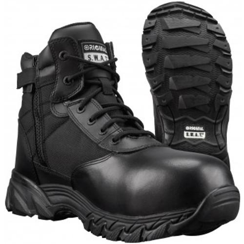 "Original S.W.A.T. Classic 6"" CSA Composite Toe Side-Zip Waterproof Boot"
