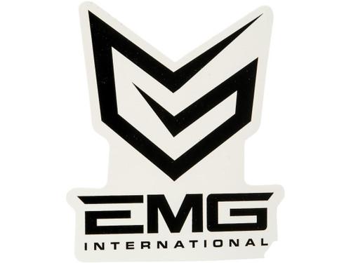 EMG Logo Die Cut Vinyl Sticker