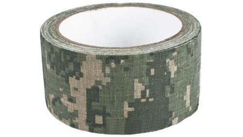 """Phantom Gear 2"""" x 390"""" Camouflage Fabric Wrap / Gear Silencer - ACU Army Camo"""