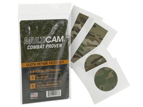 PRO Tapes Multicam Cloth Repair Patch Kit
