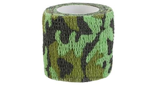 """Protective Camo Wrap ( 2"""" x 180"""") - Evergreen Camo"""