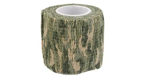 """Protective Camo Wrap ( 2"""" x 180"""") - Grassland Camo"""