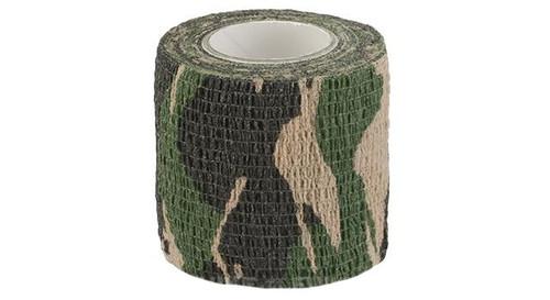 "Protective Camo Wrap ( 2"" x 180"") - Woodland"