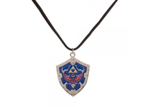 Bioworld Nintendo Zelda Shield Necklace