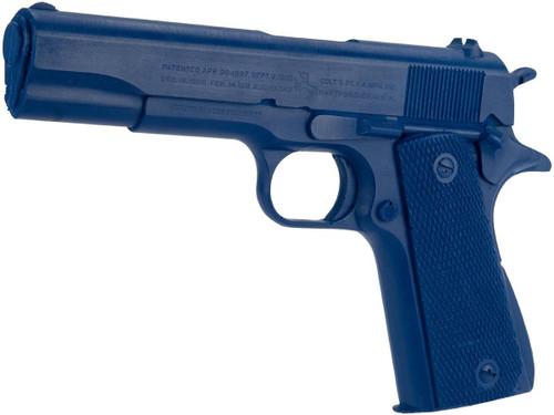 Rings Manufacturing Blue Guns Inert Polymer Training Pistol - Colt 1911