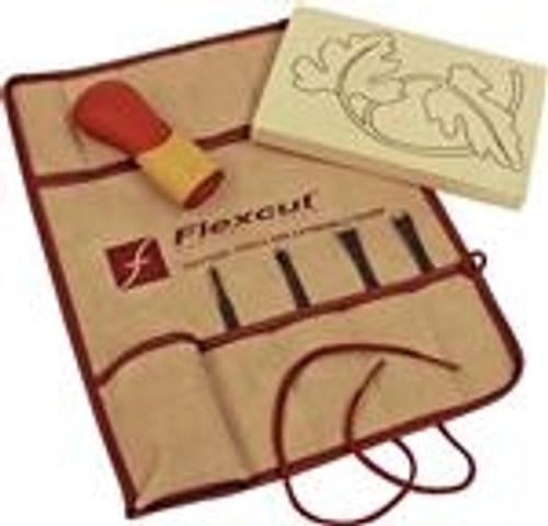 Five Piece Craft Carver Set