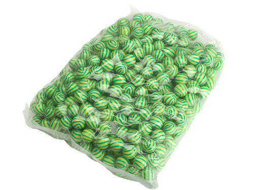 Valken Redemption Paintballs .68 Caliber Case of 2000 Rounds - VMX-Green / Yellow Fill