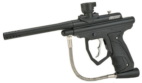 Valken V-Tactical Cobra .50 Paintball Marker - Black