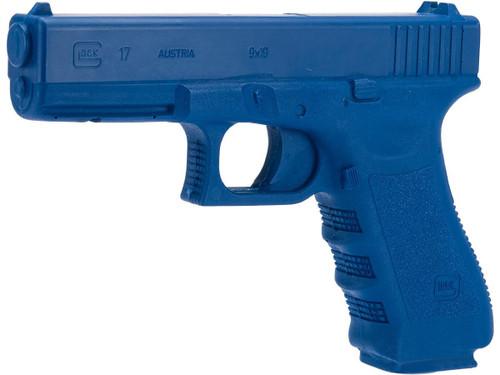 Rings Manufacturing Blue Guns Inert Polymer Training Pistol - Glock 17 / 22 / 31 Gen 3