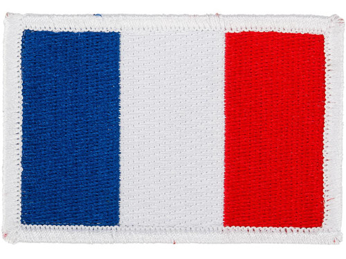 Matrix Hook and Loop Morale Patch (Country: France)