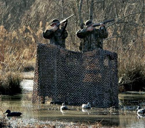 Rothco Military Camo Net - Small