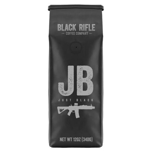 Black Rifle Coffee Company Just Black Coffee Blend - Ground