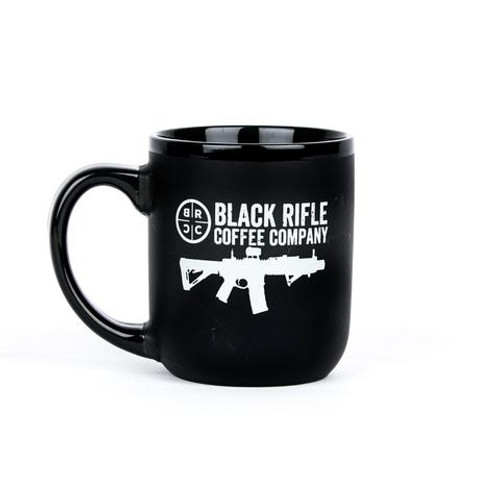 Black Rifle Coffee Company Ceramic BRCC Coffee Mug