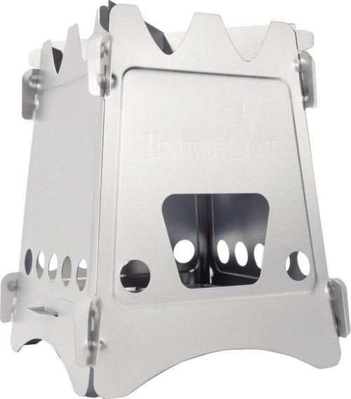 Ultra-Light Titanium Stove