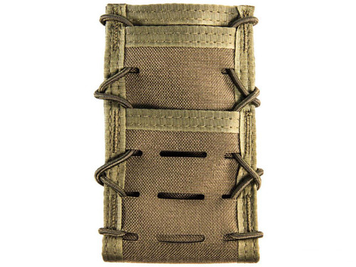 HSGI ITACO® Phone/Tech Pouch Belt Mounted V2 (Color: Olive Drab / Belt - Small)