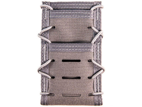 HSGI ITACO® Phone/Tech Pouch Belt Mounted V2 (Color: Wolf Grey / Belt - Large)