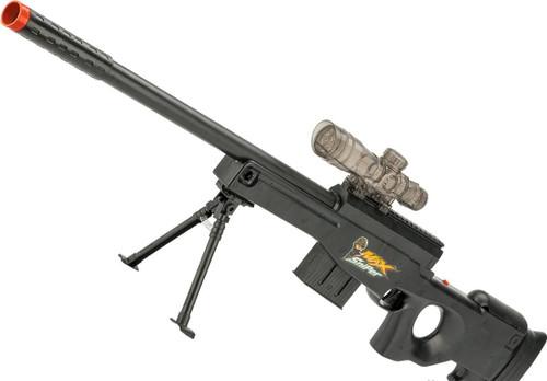 "ASP ""Max Sniper"" Soft Bullet Semi Automatic Sniper Rifle"