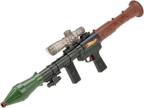 "ASP ""Tank Killer"" Soft Bullet Semi Automatic RPG Style BB Gun"