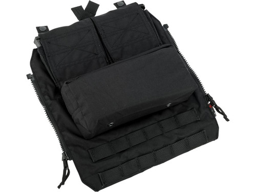 ZShot Crye Precision Licensed Replica Zip-on Pouch - Large/Black
