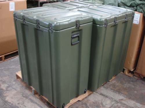 U.S. Armed Forces Hardigg Container - Large