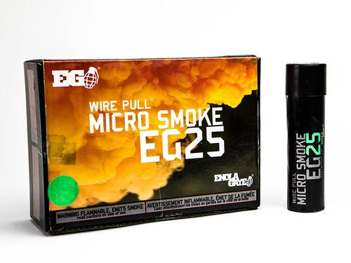Enola Gaye EG25 Micro Smoke Grenade - 10 Pack