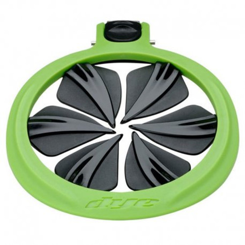 DYE R2 Rotor Quick Feed - Bright Green