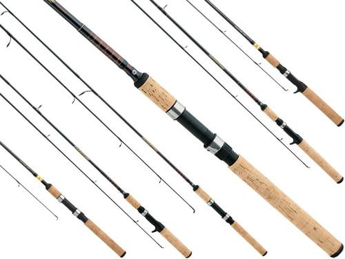 Daiwa Sweepfire-D® Trigger Grip Casting Fishing Rod - SWD601MFB