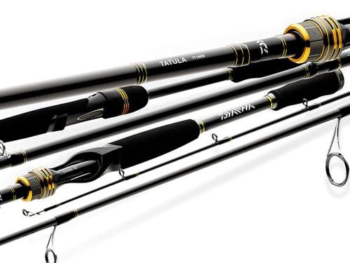 Daiwa TATULA® Bass Trigger Grip Casting Fishing Rod - TAT6101MHFB