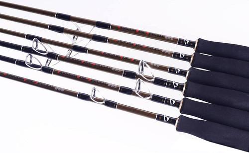 Jigging Master Terminator Special Jigging Rod (Model: 200g / 53B)