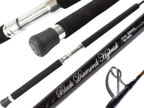 Phenix Black Diamond Hybrid Offshore Conventional Fishing Rod (Model: PHD-760X2H)