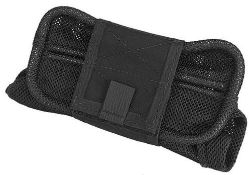 HSGI Belt Mount Mag-Net Tactical Mesh Dump Pouch - Black
