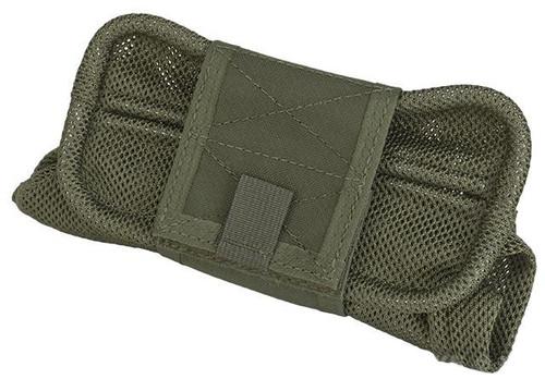 HSGI Belt Mount Mag-Net Tactical Mesh Dump Pouch - OD Green