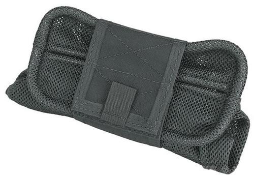 HSGI Belt Mount Mag-Net Tactical Mesh Dump Pouch - Wolf Grey