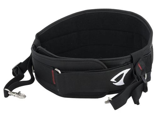 Jigging Master Fishing Fight Belt w/ Detachable Back Support Harness (Size: Medium)