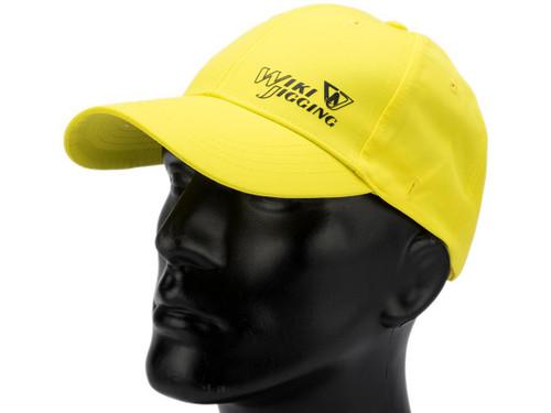 Wiki Jigging Slow Jigging Breathable Fishing Cap (Color: Yellow)