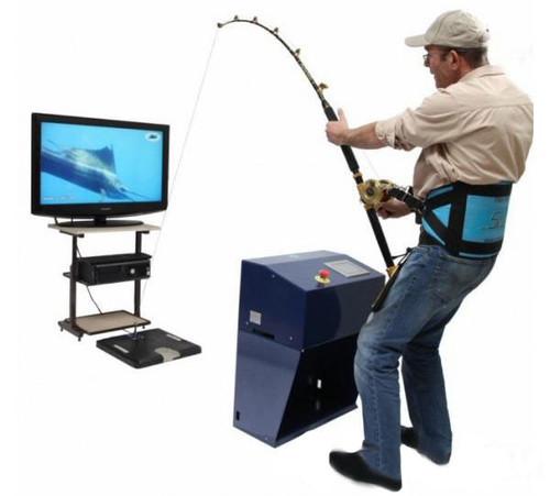 Scatri Sport Fishing Simulator - Pocket (Model: Pocket Video with video option)