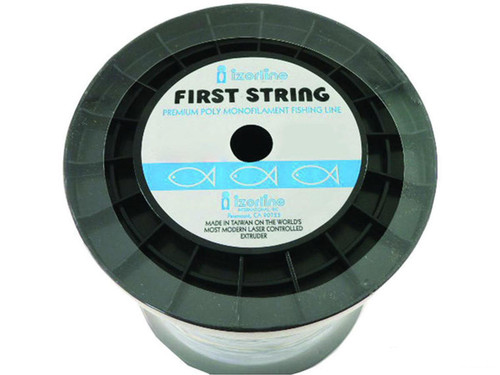 Izorline 002537 First String Bulk Mono Line (Size: 25 lb 4700 Yards)
