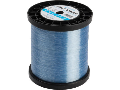 Izorline First String Bulk Monofilament Fishing Line (Weight: 20lb Test / 5870 Yards / Marine Blue)