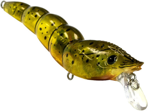 Livingston Lures PoBoy 90 Fishing Lure (Color: Gold Shrimp)
