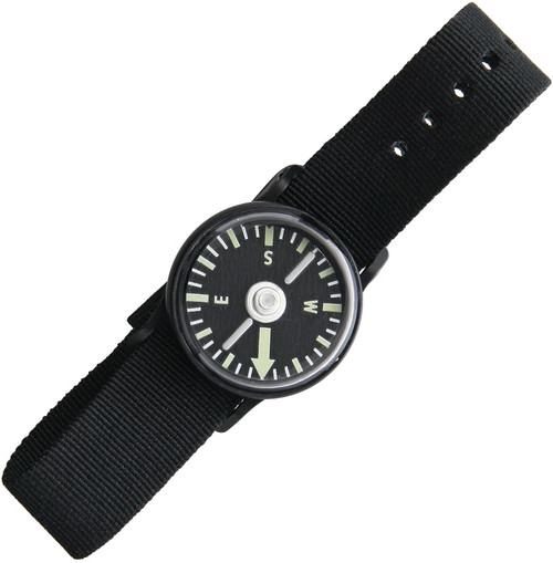 Phosphorescent Wrist Compass CGJ582