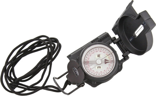 Tritium Lensatic Compass SWAT