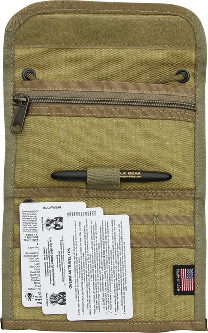 Passport  Case Desert Tan