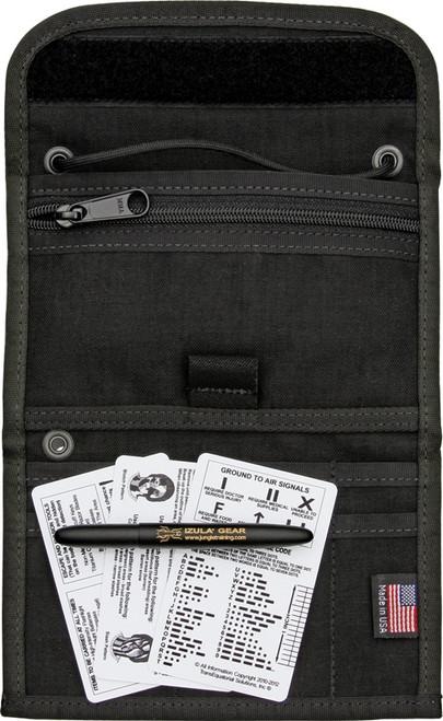 Passport Case  Black