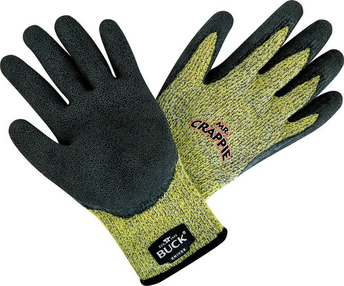 Mr Crappie Fishing Gloves L
